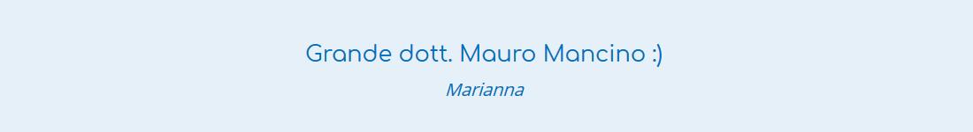 Digital-Ideators-Mauro-Mancino-Un-Pediatra-in-Famiglia-Commenti-Pazienti-Marianna